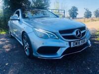 2016 Mercedes-Benz E Class 2.0 E200 AMG Line (Premium) Coupe 2dr Petrol