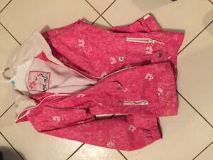 crush girls jacket size 7