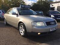 2002 Audi A6 Saloon 2.4 AUTO SE 2 Owners 2 Keys Full Service History