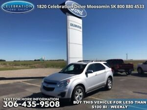 2014 Chevrolet Equinox 1LT  Safety Certified
