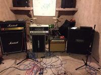 Guitar player seeks working band