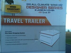 'ADCO' Designer Series RV Cover. Tyvek + Wind Stratford Kitchener Area image 3
