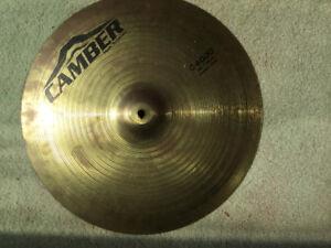 "Camber Crash Ride 18"" C4000 Drumkit Cymbal"
