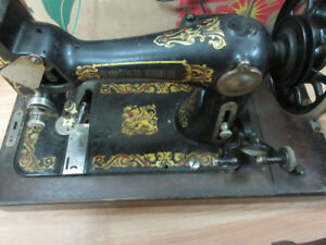 HOBBIES AND CRAFTS SEWING MACHINES