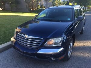 2005 Chrysler Pacifica Touring Edition FWD