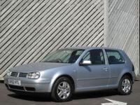 2002/52 VOLKSWAGEN 2.0 GTi 3 DOOR HATCH - ONLY 85000 MILES !!