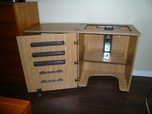 Sewing Machine Cabinet-Sylvia Model 810