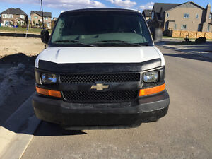 2007 Chevrolet Express 2500 Express/Savana Minivan, Van