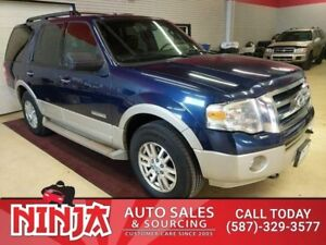 2007 Ford Expedition Eddie Bauer Leather Sunroof Michelins