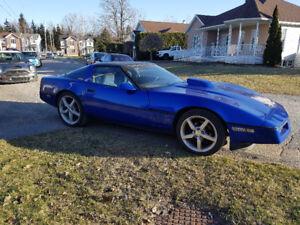 Chevrolet Corvette Targa (GRAND SPORT BLUE!!!)
