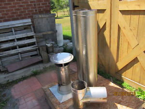 Stainless steel chimney liner Peterborough Peterborough Area image 3