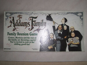 Adams family family reunion game complet