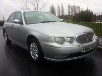 Rover 75 2.0 CDT CLUB (aluminium/silver) 2002