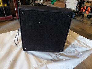 """Haut-parleur extérieur- 8""""- exterior loudspeaker"""