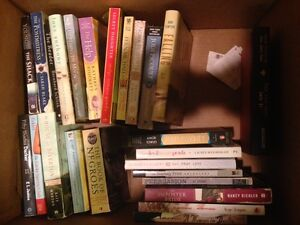 Used Books - Literary Fiction