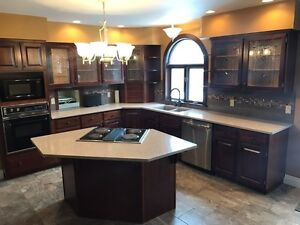 SOLD! Kitchen cabinetry for sale