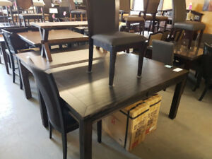 Dinning Table Sets - Liquidation priced