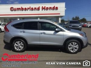 2012 Honda CR-V Touring  - Navigation -  Leather Seats