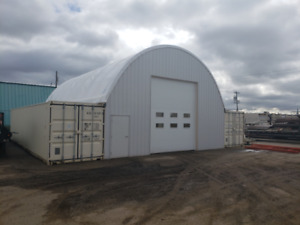 30' x 40' CANADIAN MADE TARP SHELTER FOR $7,500!