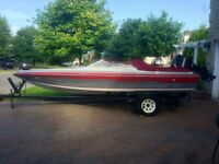 Panther Speed Boat 18.5'