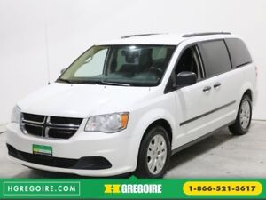 2016 Dodge GR Caravan Canada Value Package 7 PASSAGERS CRUISE CO