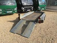 Ifor Williams GH94 - PLANT TRAILER