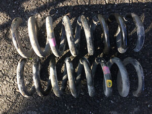 Mercedes C Class W204 rear coil springs Sport Suspension $40