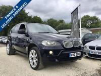 2009 BMW X5 3.0 SD M SPORT 7SEAT AUTO 282 BHP DIESEL