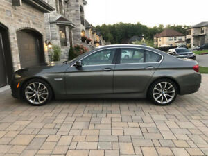 2014 BMW 550i Xdrive AWD