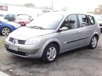 Renault Grand Scenic 1.6, 7 Seater, 47 000 Miles, 6 Months AA Warranty