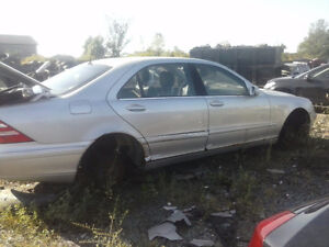 2001 S500 PARTS ONLY !!!!!!!!!!!!!!!!!
