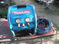compresseur.cloueuse,finition,auto,garage,renovation.makita