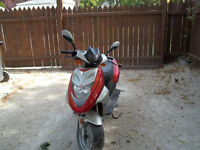great deal ,For sale is a 2005 CPI Oliver scooter.