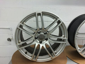 Audi Rims (will fit some VW and Mercedes too) Kingston Kingston Area image 6