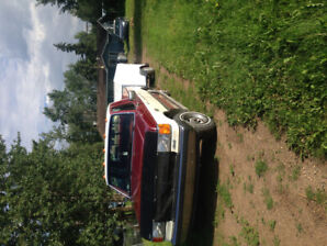 1989 FORD F150 LARIAT LOADED FOR TRADE