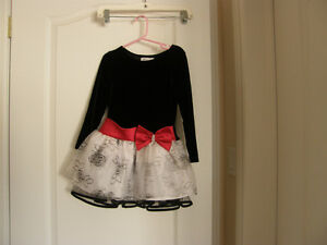 Lot of summer and winter Girl's clothes 3T,4T,5
