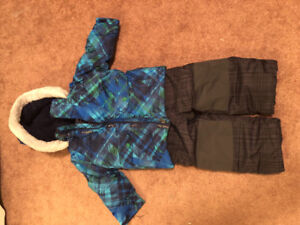 Snowsuit & jacket