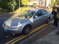 Ford Mondeo / Peugeot 206 Convertible