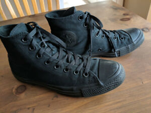 Men's Converse high tops