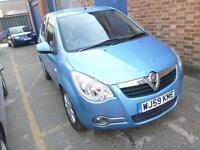 Vauxhall Agila Design 5dr PETROL MANUAL 2009/59