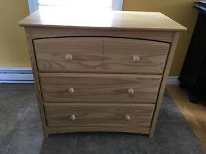 Infant Dresser
