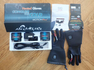 Power in Motion Heated Glove Liners