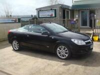 Vauxhall/Opel Astra 1.8 2007.5MY Twin Top Design PAY AS YOU GO TODAY