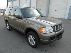 2004 Ford Explorer Auto 4x4 XLT 7 Passener SUV, Crossover