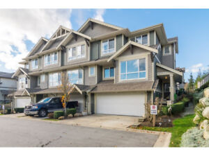 3 Bdrm End-Unit Townhouse for Sale in Tynehead/Surrey