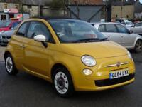 2014 Fiat 500C 1.2 Colour Therapy 2dr (start/stop)