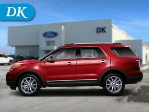 2013 Ford Explorer XLT 202A AWD w/Leather, Moonroof, Nav