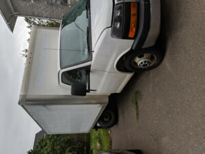 2013 GMC Cube Van. For parts