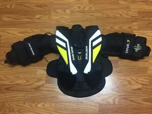 Bauer One.7 Supreme Jr. Large Chest Protector
