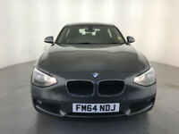 2015 BMW 116D EFFICIENT DYNAMICS 1 OWNER BMW SERVICE HISTORY FINANCE PX WELCOME